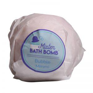 Wrapped Bubble Mmm! Bath Bomb