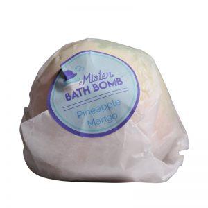 Wrapped Pineapple Mango Bath Bomb